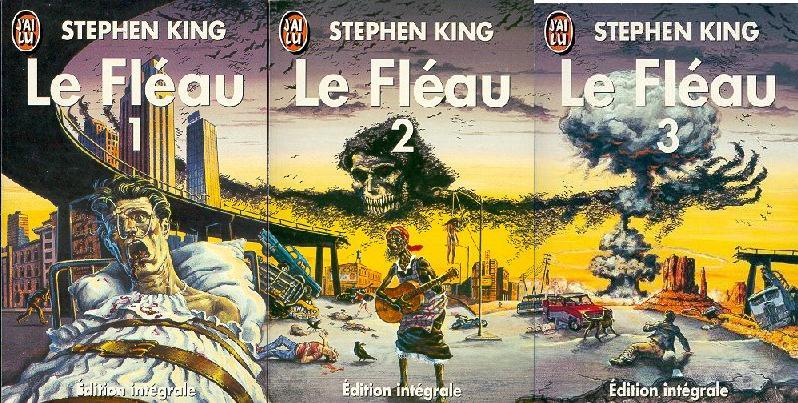 Stephen King Le Fléau J'ai Lu