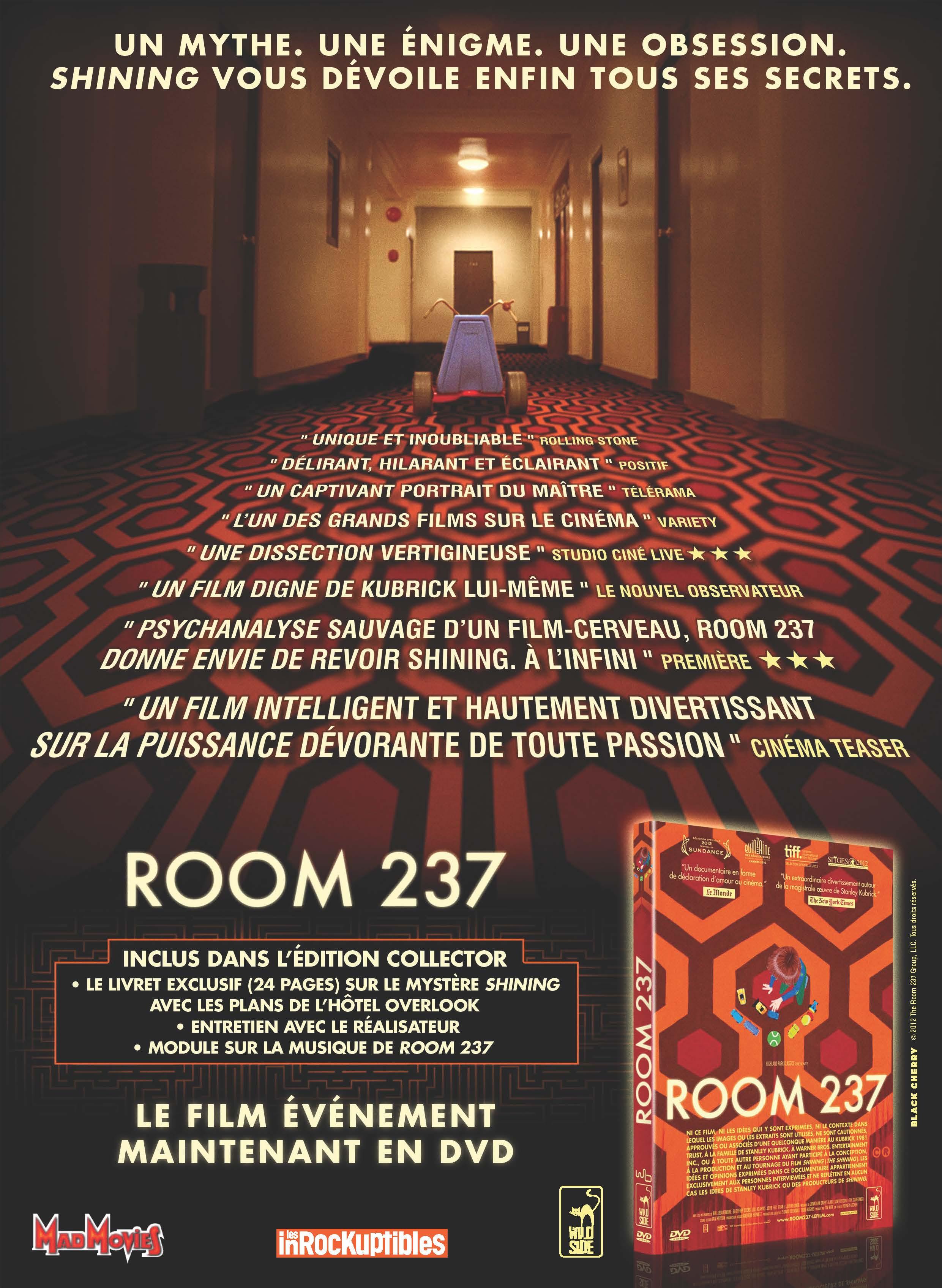 PUB ROOM 237 MAD MOVIES
