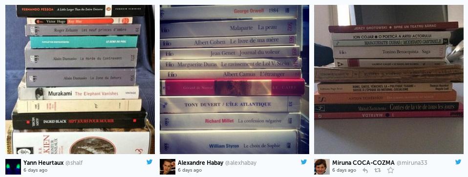 #MyTopTenBooks