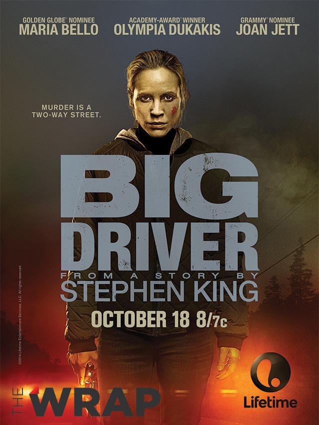 Big Driver affiche