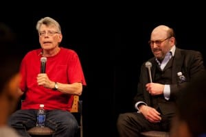 Stephen King et Peter Straub