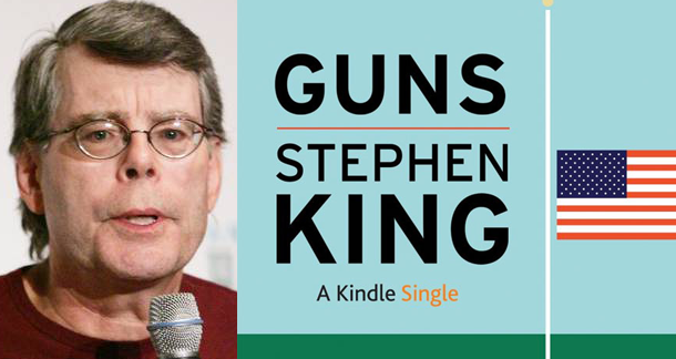 Essai Stephen King armes à feu Guns