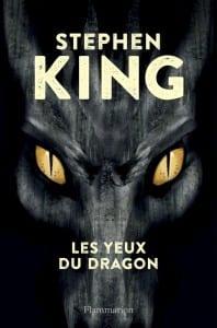 [FR] Les Yeux du Dragon chez Flammarion