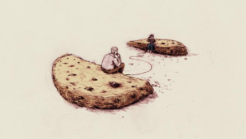 Stephen King Cookie Jar VQR