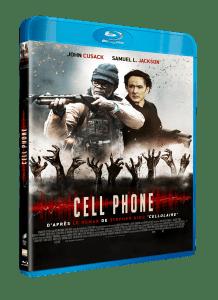 Adaptation de Cellulaire en DVD et Blu-Ray en France