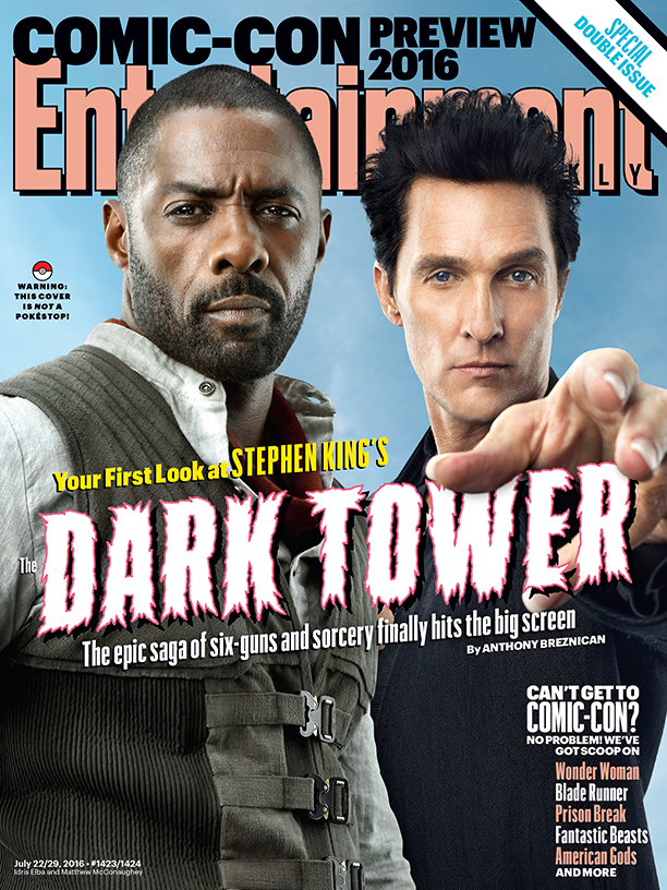 entertainment weekly dark tower