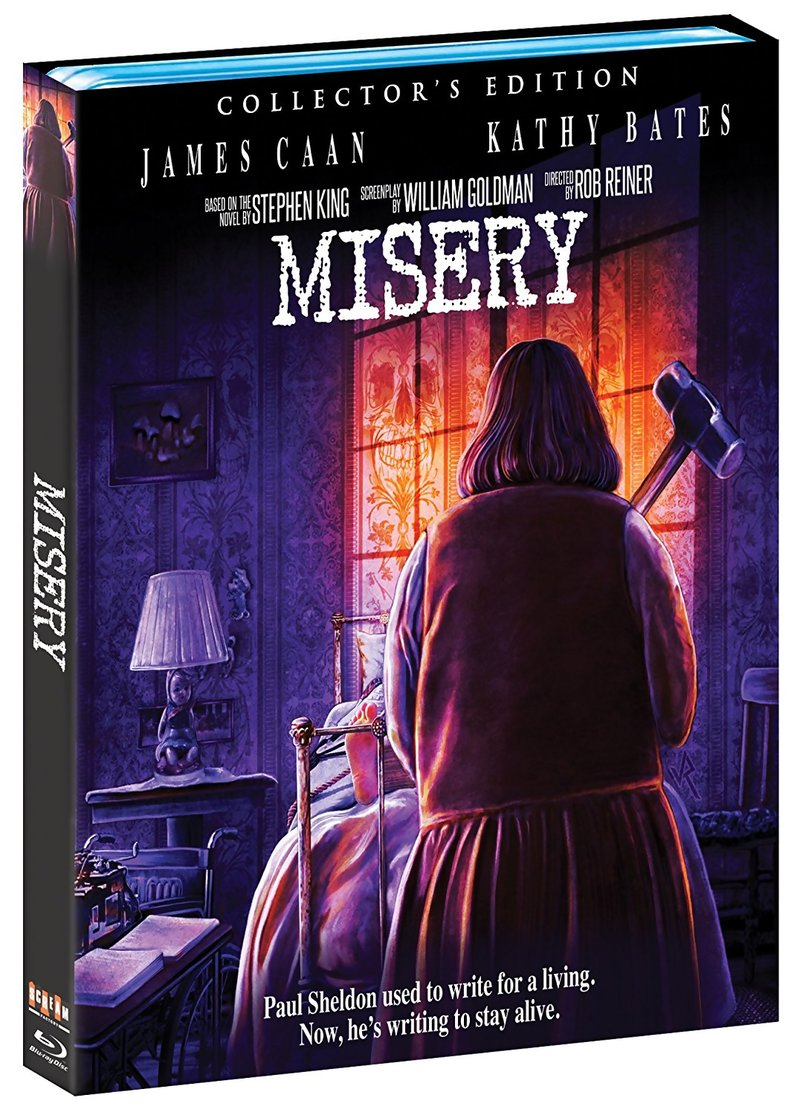 Misery Coffret collector 4k