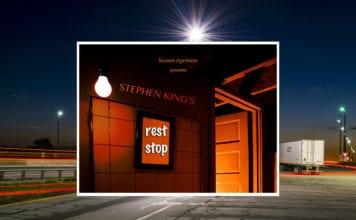 rest stop aire de repos film stephen king banner