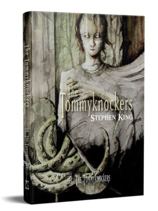 The Tommyknockers - PS Publishing - Couverture 3 de Daniele Serra