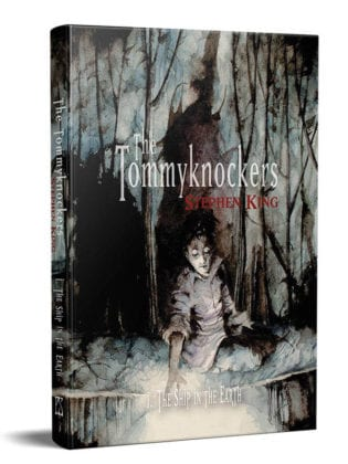 The Tommyknockers - PS Publishing - Couverture 1 de Daniele Serra