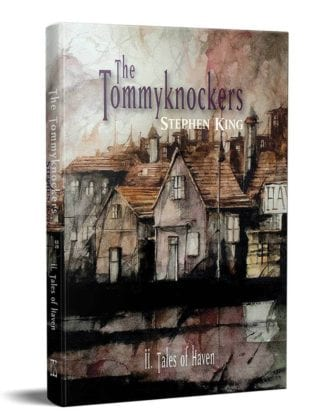 The Tommyknockers - PS Publishing - Couverture 2 de Daniele Serra
