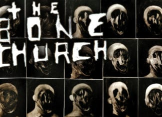 Eglise d'ossements (the bone church) adapté en série
