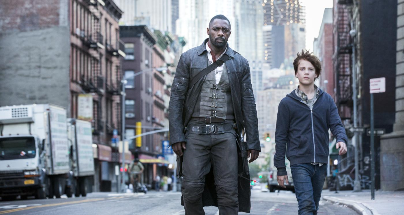 la tour sombre dark tower roland jake