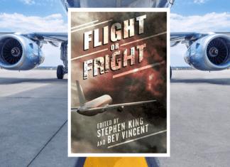flight or fright stephen king bev vincent banner