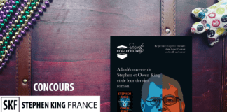 Concours sleeping beauties box secrets d'auteurs