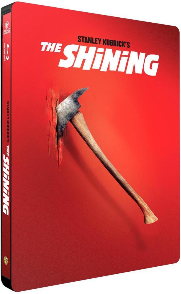 shining kubrick bluray steelbook 2018