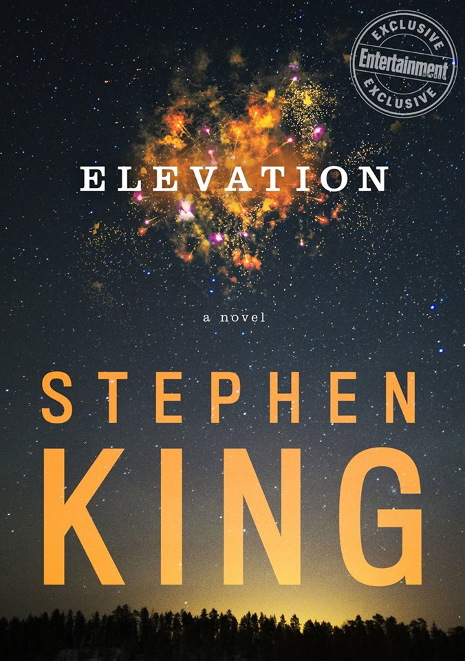 couverture americaine elevation simon schuster stephen kingo