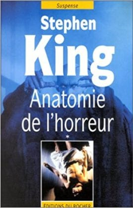stephen king anatomie de l'horreur rocher