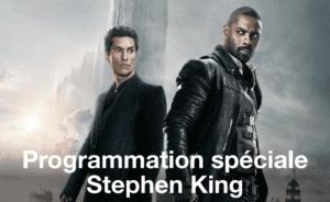 Programmation spéciale Stephen King sur OCS