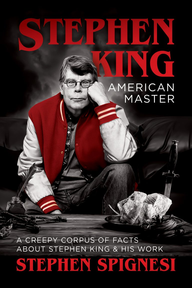 stephen king american master book livre stephen spignesi