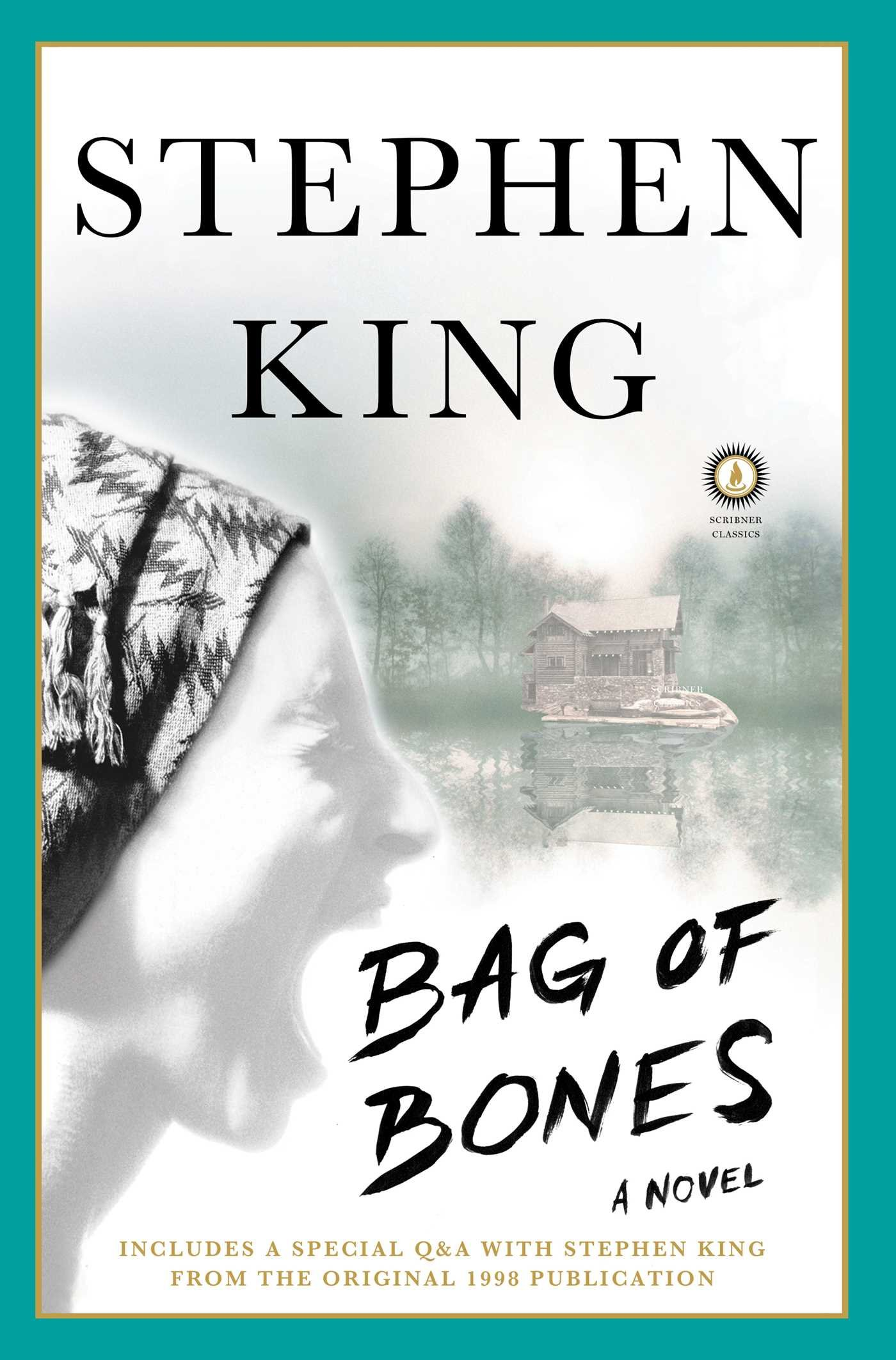bag of bones sac dos edition 20 ans scribner