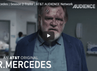 mr mercedes trailer saison 2