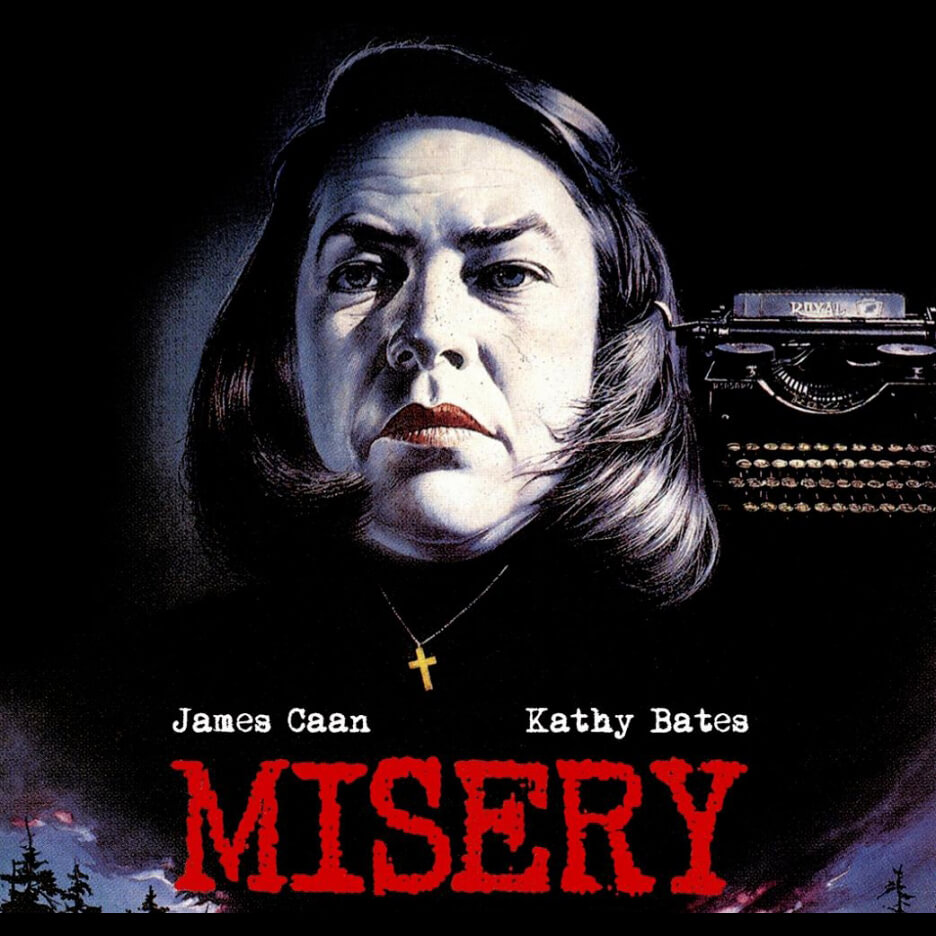 misery stephen king netflix