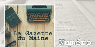Gazette du Maine numero 01