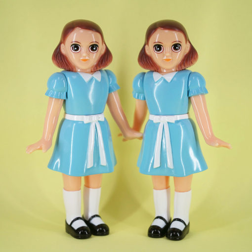 awesome toy twins jumelles shining