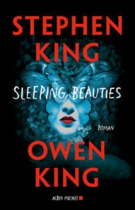 couverture albin michel sleeping beauties stephen king