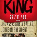 couverture livre de poche 22 11 63 stephen king