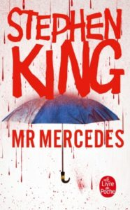 couverture livre de poche mr mercedes stephen king