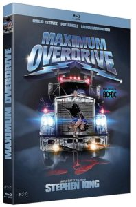 Blu-Ray de Maximum Overdrive par ESC Distribution