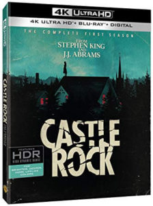 Saison 1 de Castle Rock en Blu-Ray et DVD