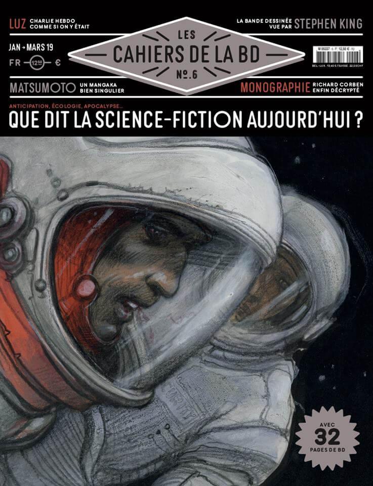 interview stephen king bande dessinée revue