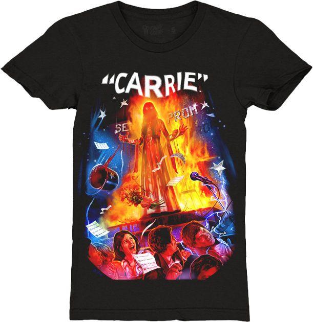 CavitycolorsCarrieGirlsTee