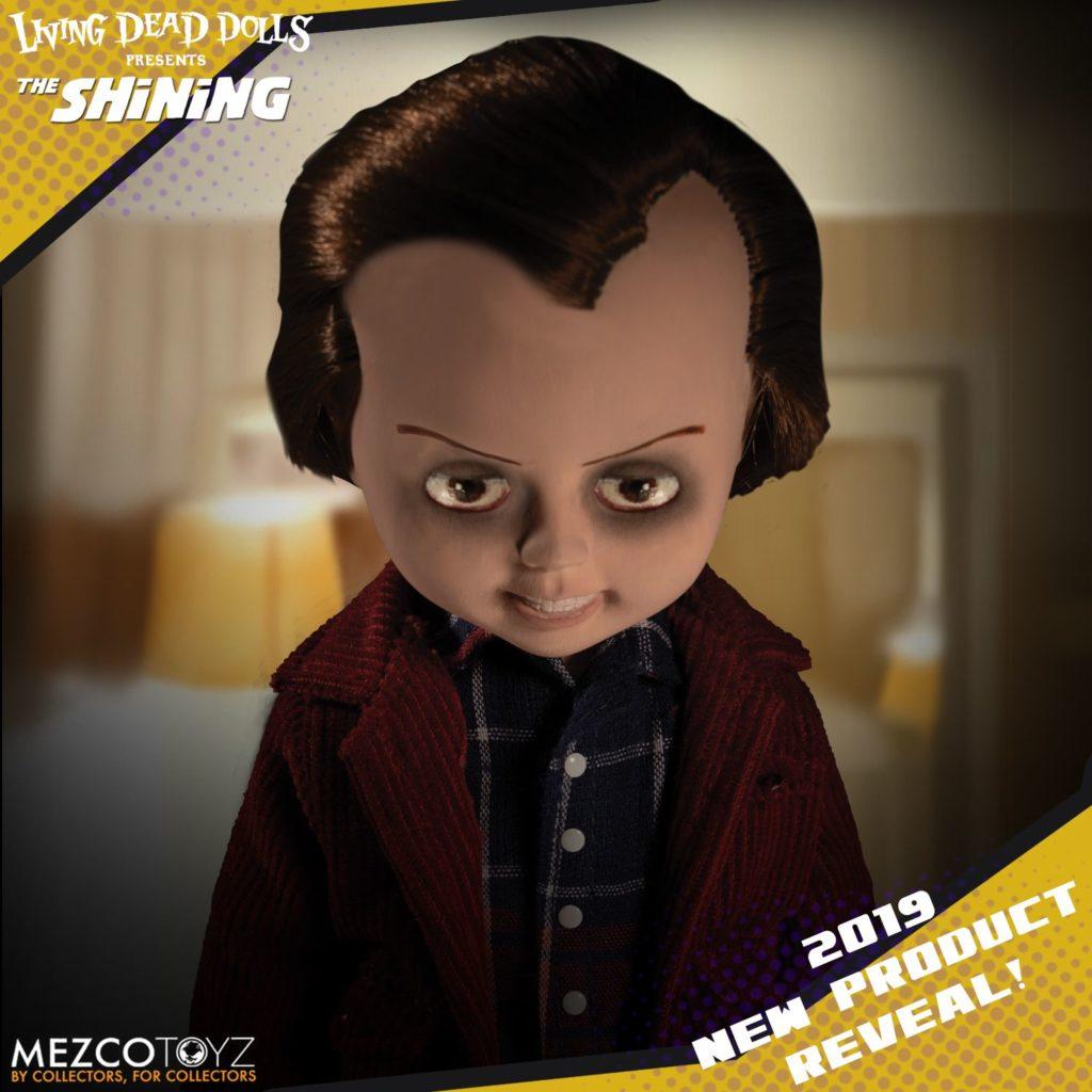 shining mezco toyz living dead dolls jack torrance