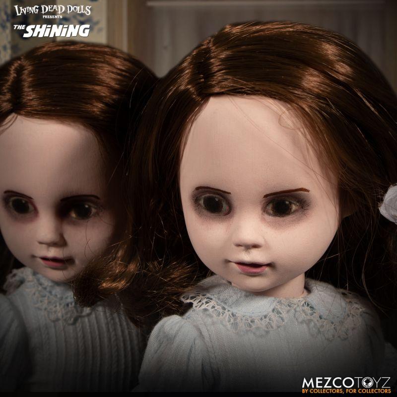 shining mezco toyz living dead dolls jumelles grady 01