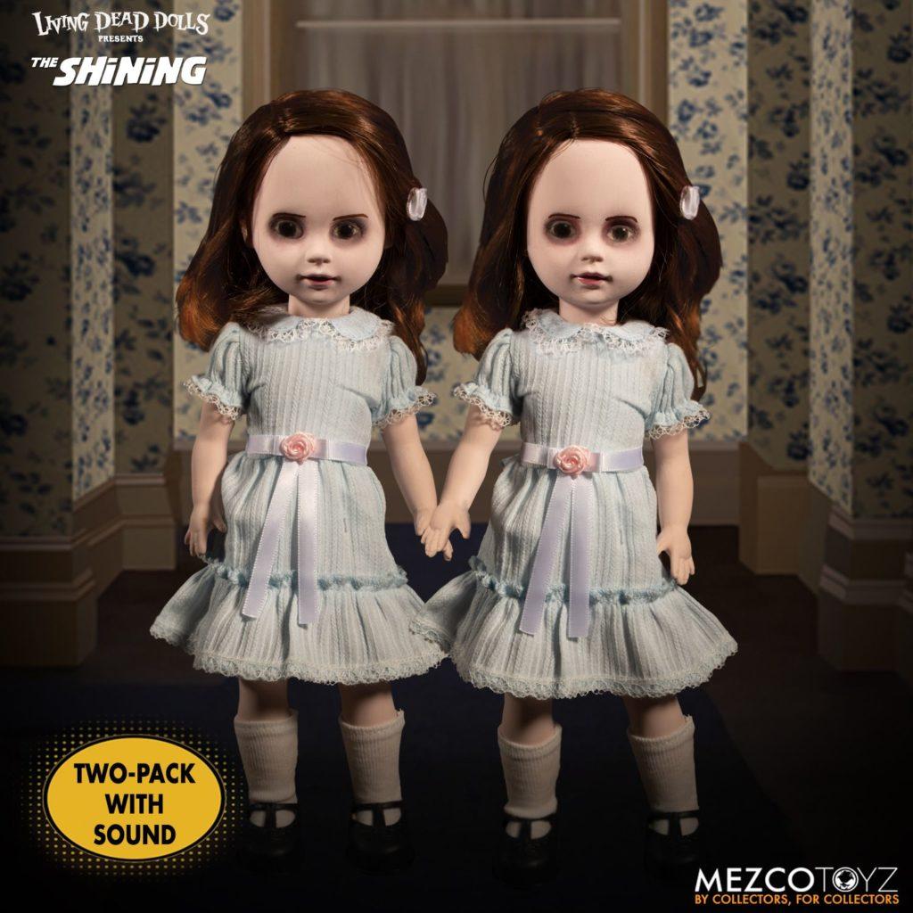 shining mezco toyz living dead dolls jumelles grady 02