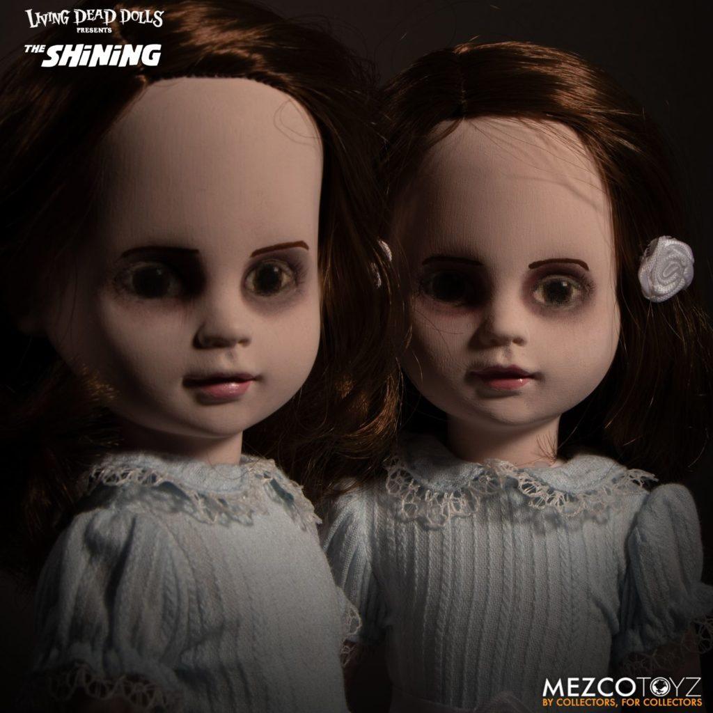 shining mezco toyz living dead dolls jumelles grady 03