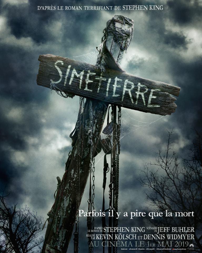 simetierre 2019 affiche poster