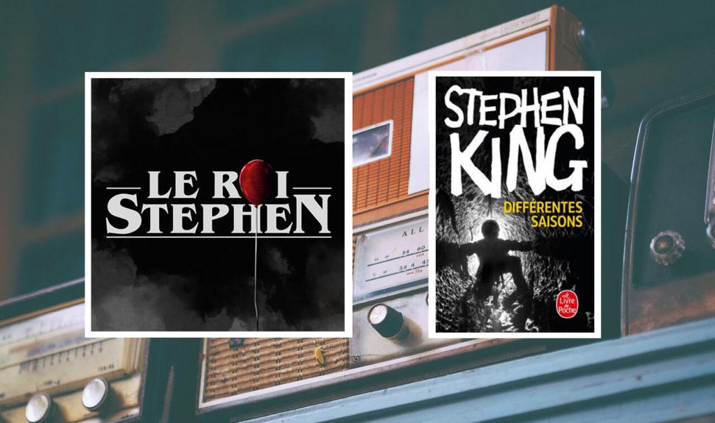 roi stephen king podcast différentes saisons rita hayworth rédemption shawshank