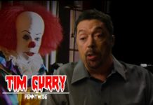 tim curry grippe sou pennywise documentaire