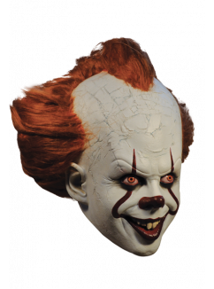 grippe-sou masque ca it mask pennywise 01
