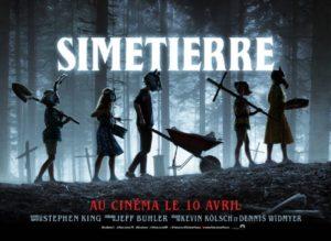 Avant-première de Simetierre dans les cinémas Kinepolis