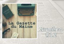 La gazette du Maine numéro 12