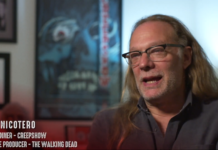 greg nicotero creepshow interview video