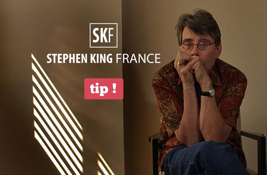 stephen king tipeee