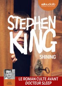 [FR] Shining en livre audio (audiolib)