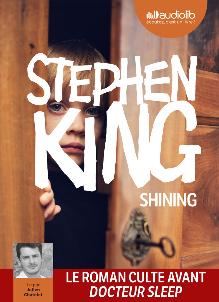 Couverture Shining Audiolib